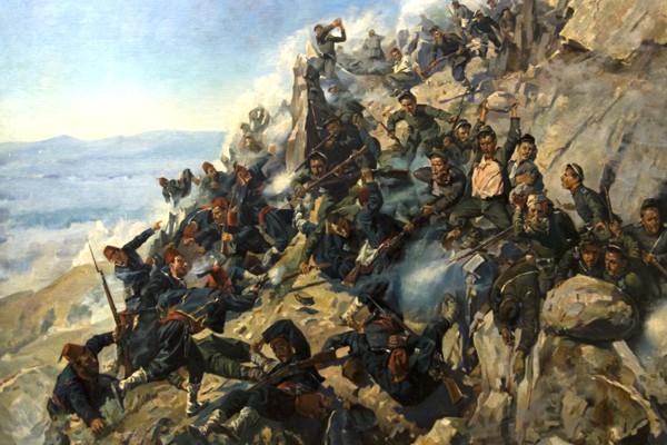 Резултат с изображение за Втората битка при Шипка.