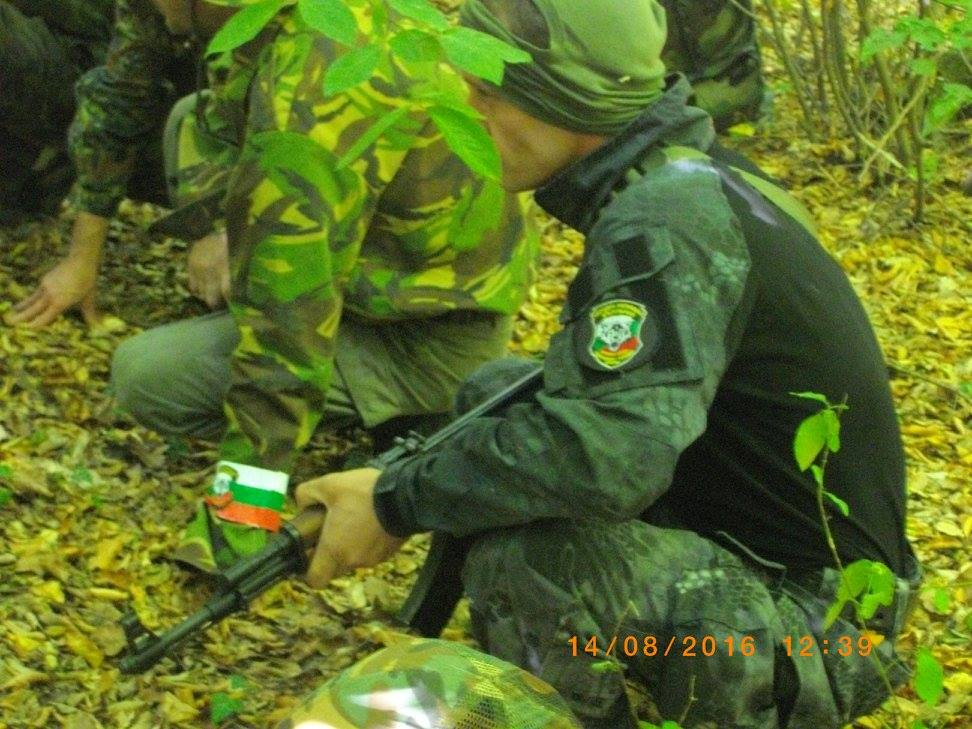 On 08/14/2016 Vassil Levski Military Union held teaching orienteering and first aid in disasters and accidents