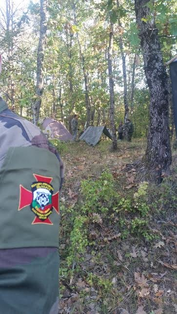 KTI with Bulgarian border patrol – exclusive pictures from the front line of Christendom!