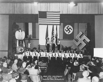 САЩ са новия Хитлер